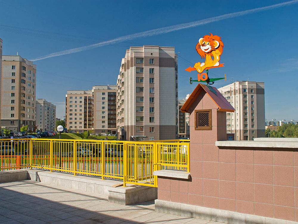Конкурс детского рисунка в честь юбилея строительной фирмы Проспект